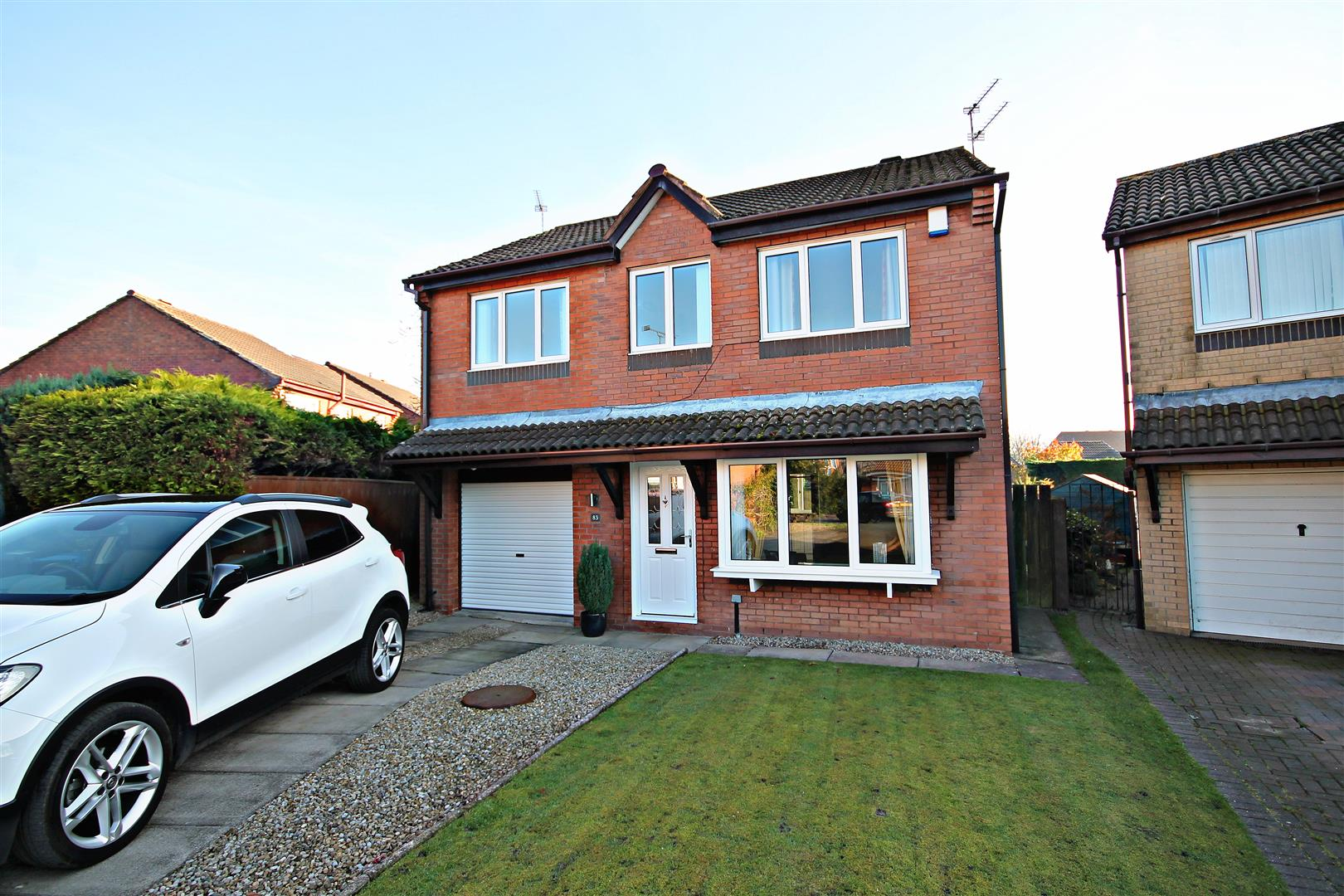 4 Bedrooms Detached House for sale in Priors Grange, High Pittington, Durham